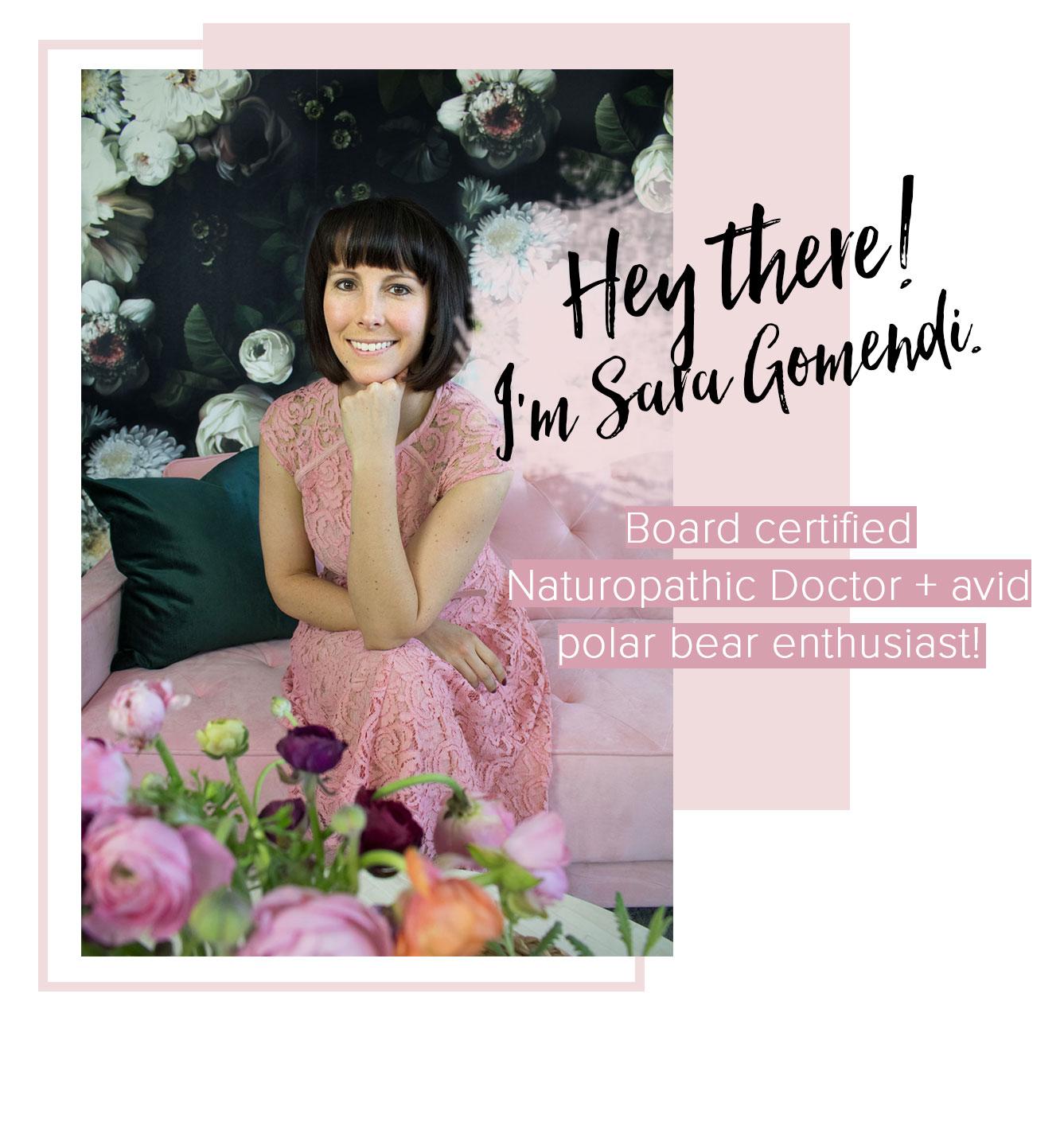 Dr. Sara Gomendi - Naturopathic Doctor Tulsa, OK